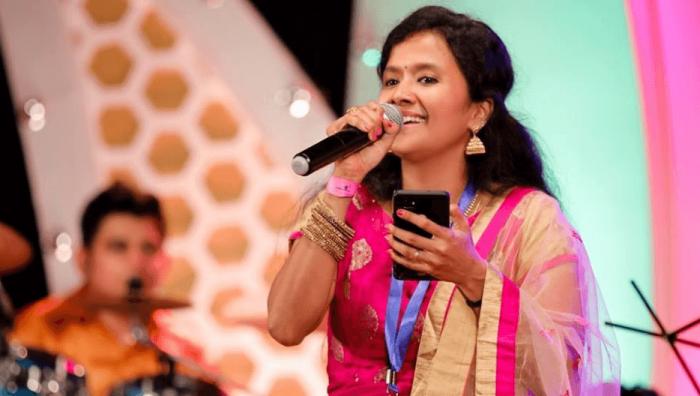 Lakshmi Priya Super Singer Vote
