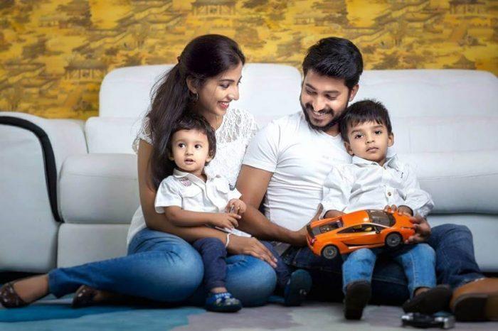 Madhampatty Rangaraj Family
