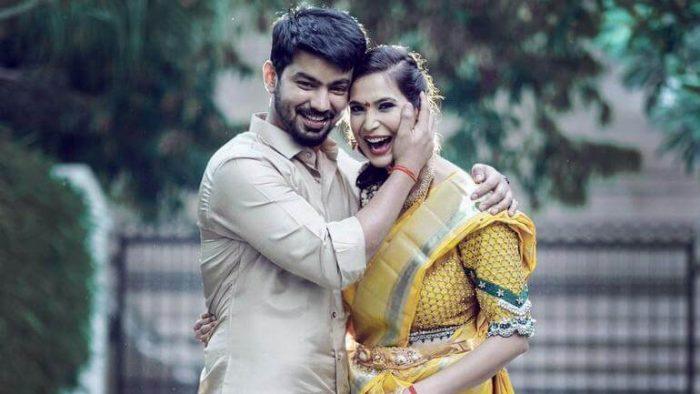 Mahat Raghavendra Girlfriend Prachi Mishra