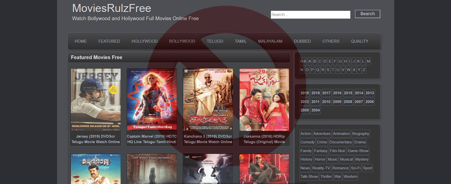 latest hindi movies downloading sites