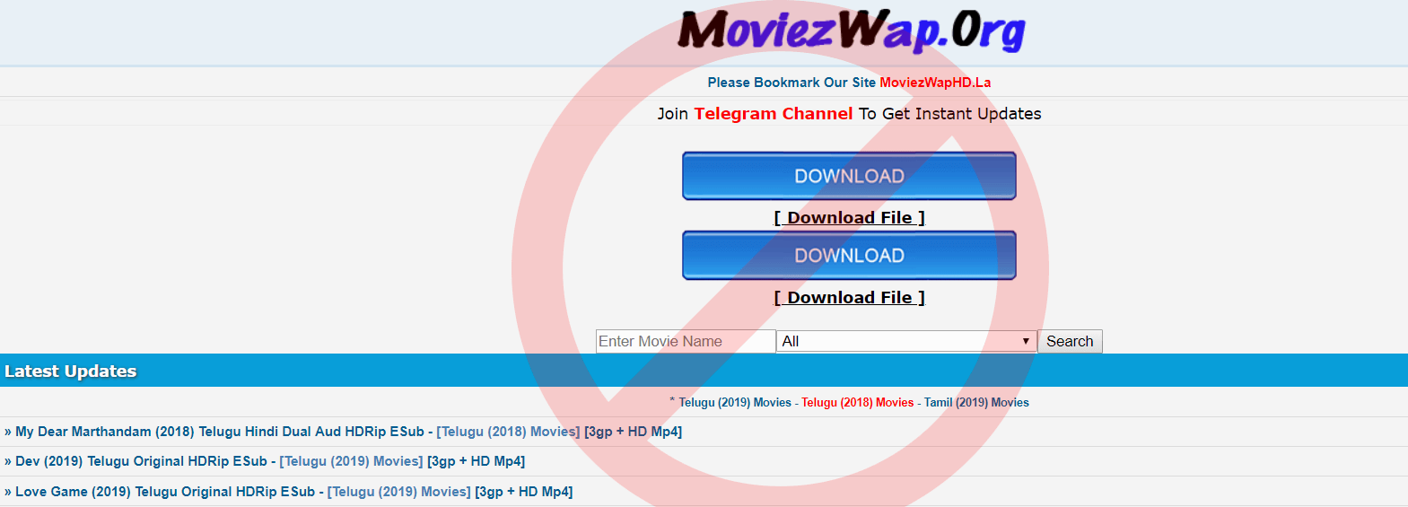 telugu movie download sites