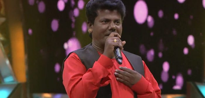 Parthiban Super Singer Vote