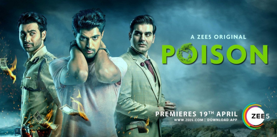 Poison Hindi Series Tamilrockers 2019: All Episodes Leaked