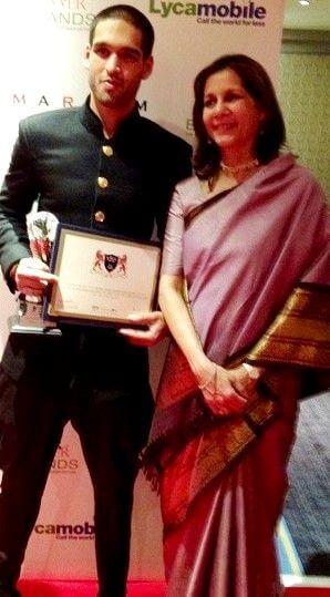 Siddharth Mallya mother Sameera Tyabjee Mallya
