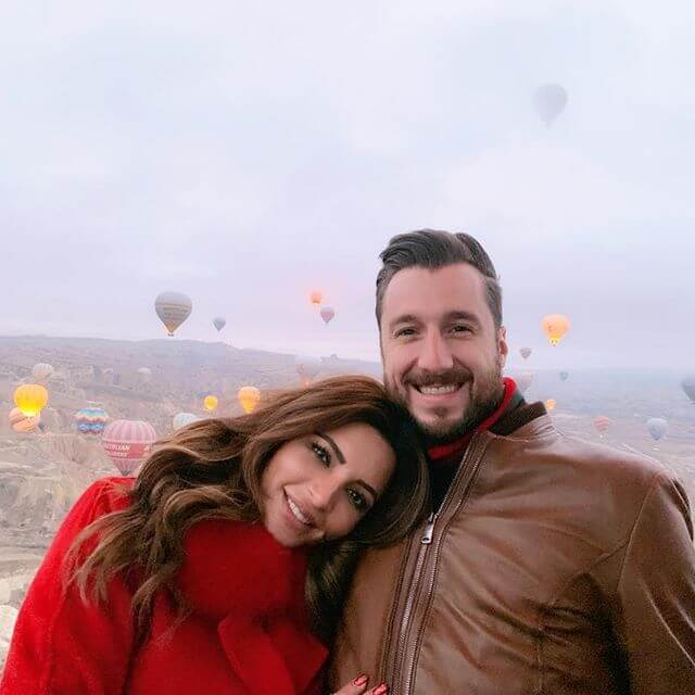 Shama Sikander boyfriend James Milliron