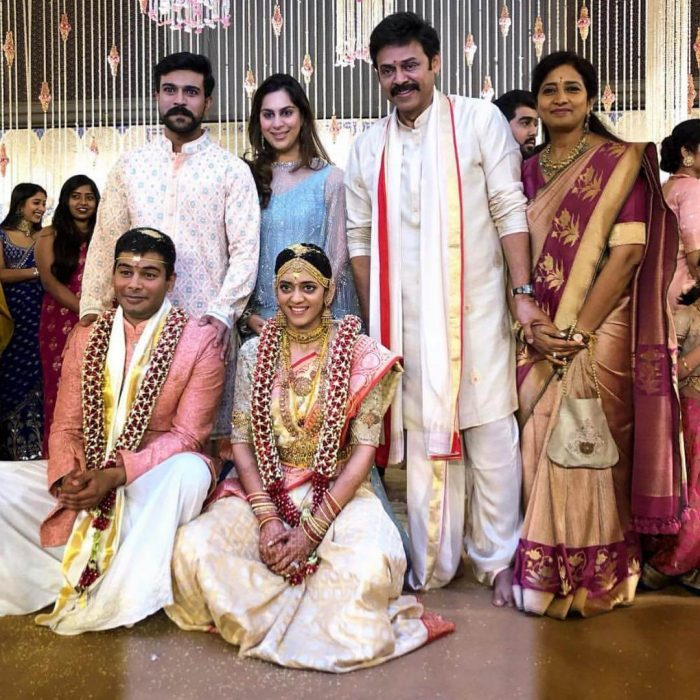 Venkatesh Dagubatti Son In Law Vinayak Reddy