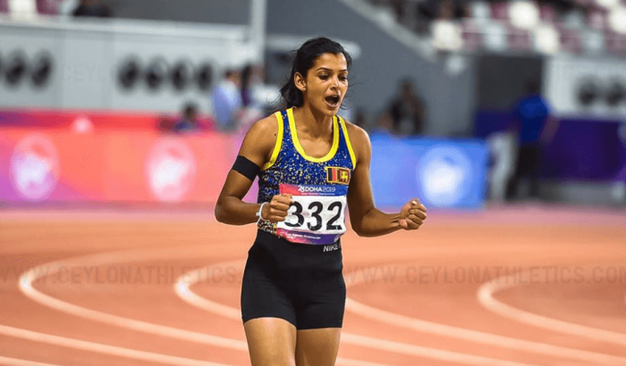 Vidusha Lakshani (Athlete) Wiki, Biography, Age, Images ...