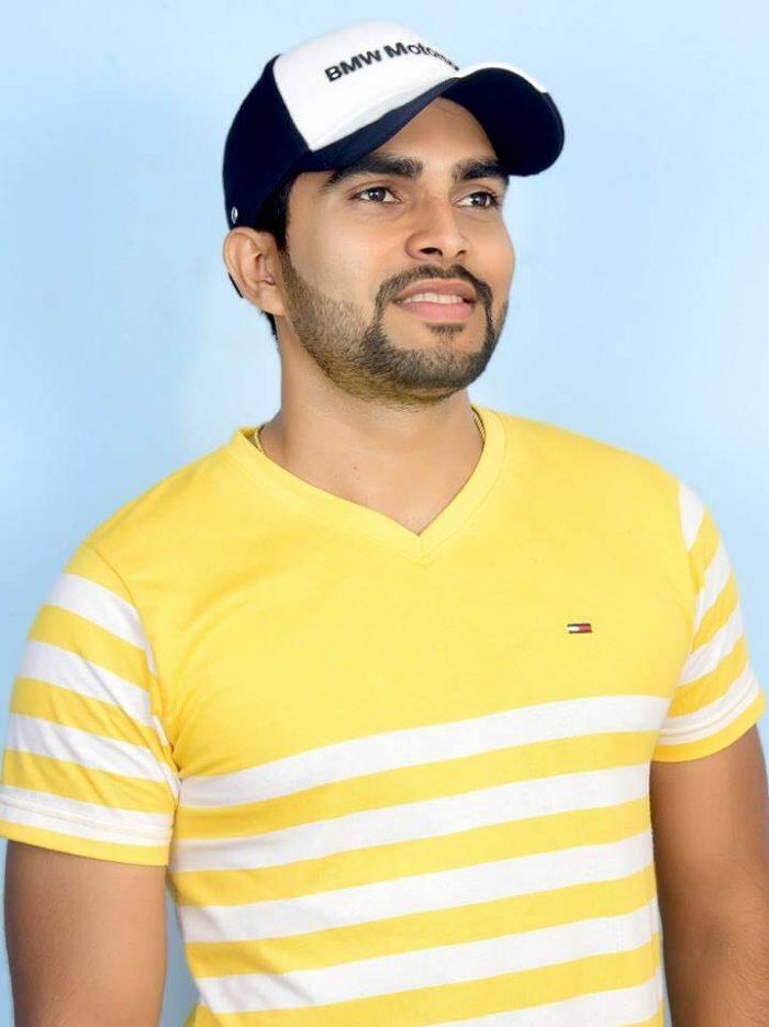 Actor Manoj Puttur Photos