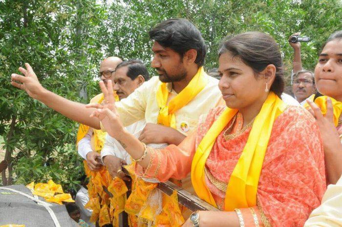 Bhuma Akhila Priya Reddy (Politician) Wiki, Biography, Age, Images