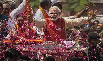 Celebrities Reaction on Narendra Modi's Victory