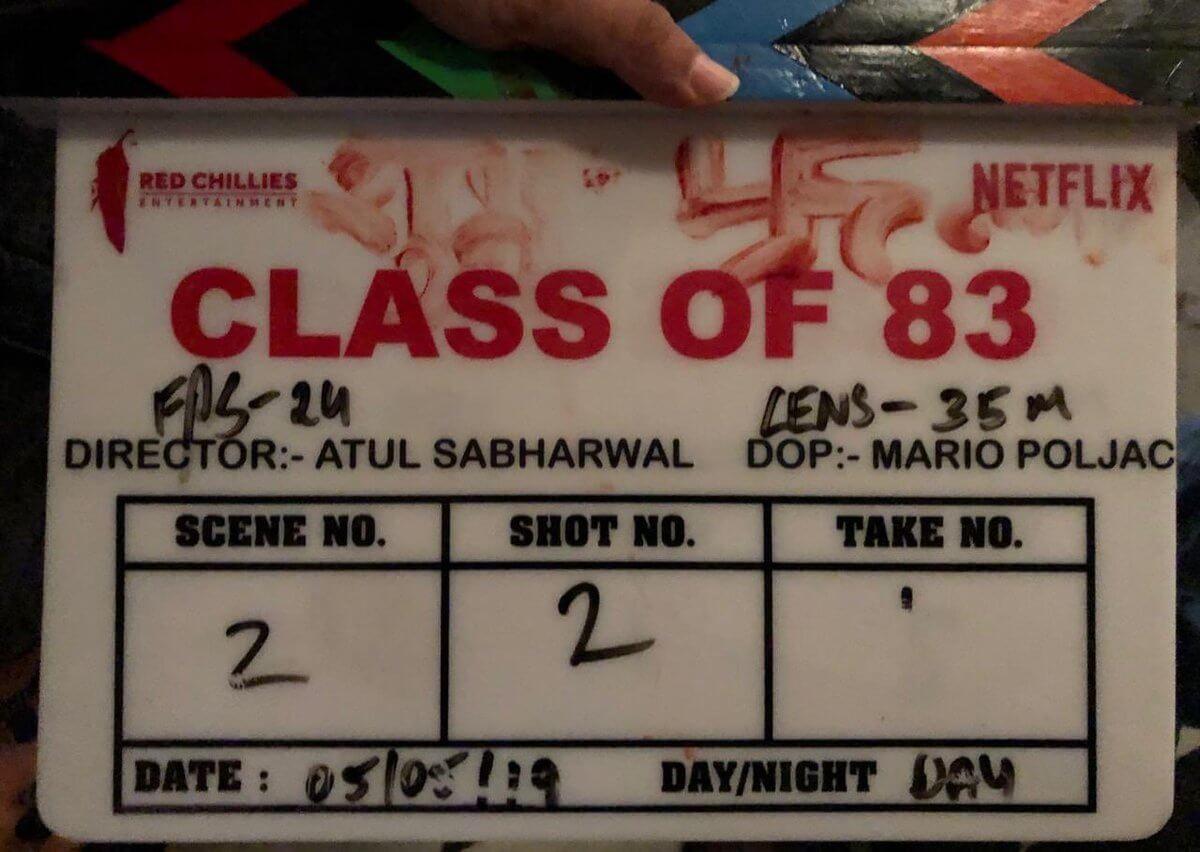 Class Of 83 Movie