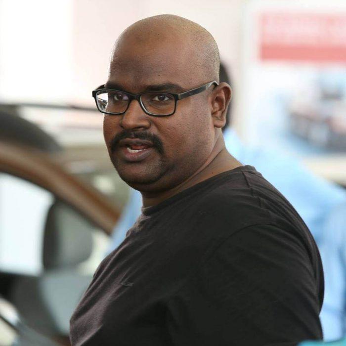 Director Nelson Venkatesan Photos