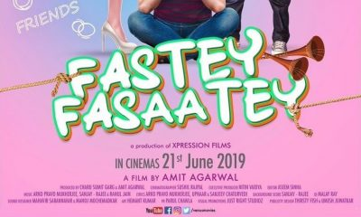 Fastey Fasaatey Hindi Movie