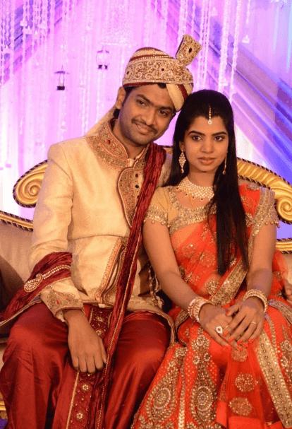 Ilakkiya Rajendar Husband Abilash
