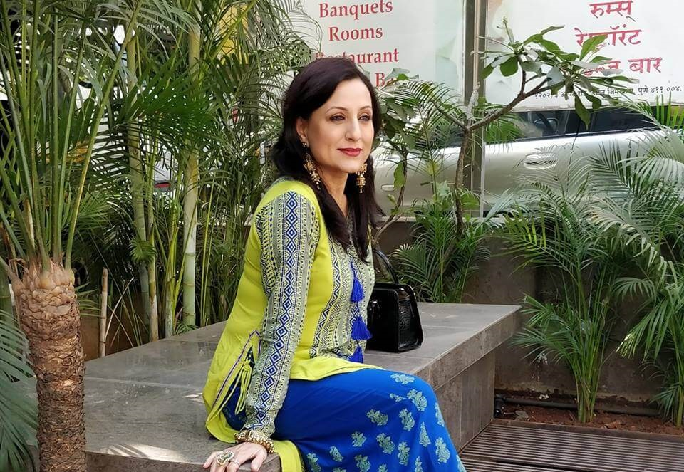 Kishori Shahane Images