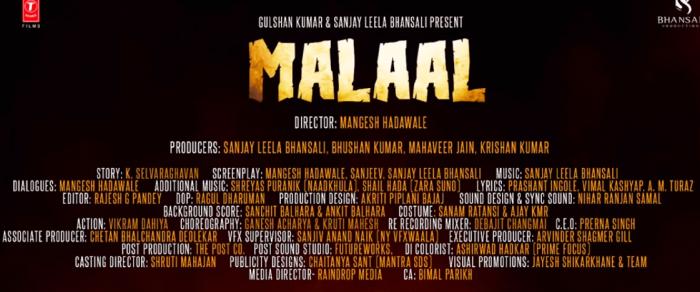 Malaal Hindi Movie