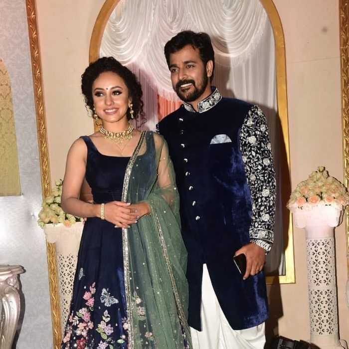 Pearle Maaney Husband Srinish Aravind