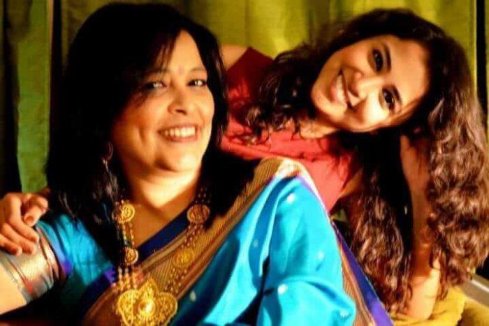 Ridhima Pathak Mother Kamini Pathak