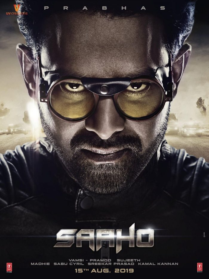 Saaho Movie First Look