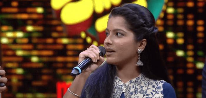 Sindhuja Suresh Super Singer Vote