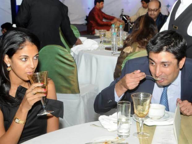 Rishad Premji and Aditi Premji Pictures