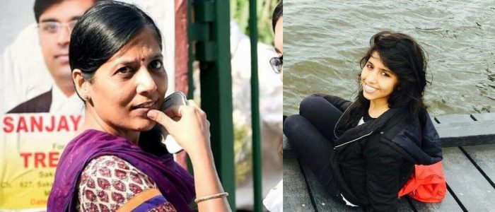 Arvind Kejriwal Daughter Harshita Kejriwal