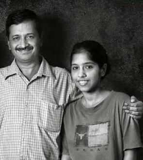 Arvind Kejriwal Daughter Harshita Kejriwal