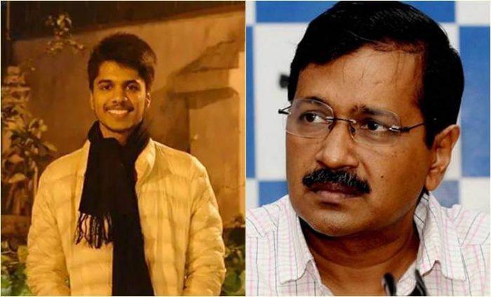Arvind Kejriwal Son Pulkit Kejriwal