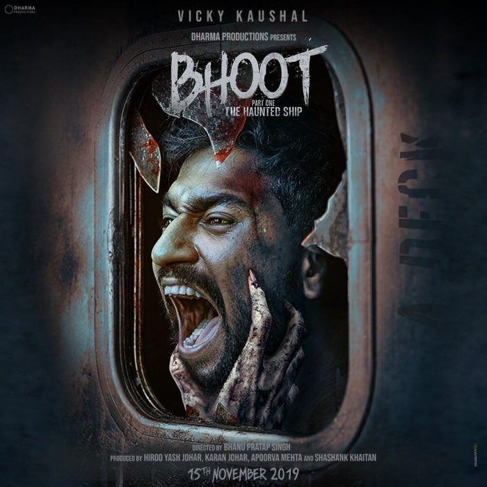 Bhoot Part One Haunted Ship