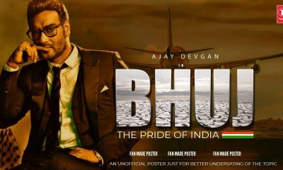 Bhuj The Pride Of India Hindi Movie