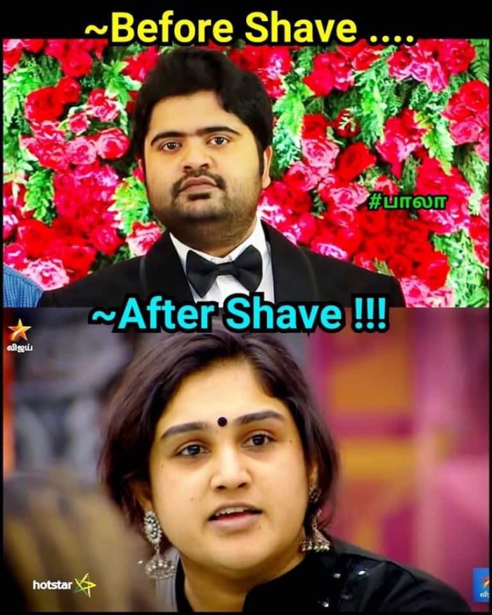 Best Bigg Boss Tamil Memes That will Make you Smile - News Bugz