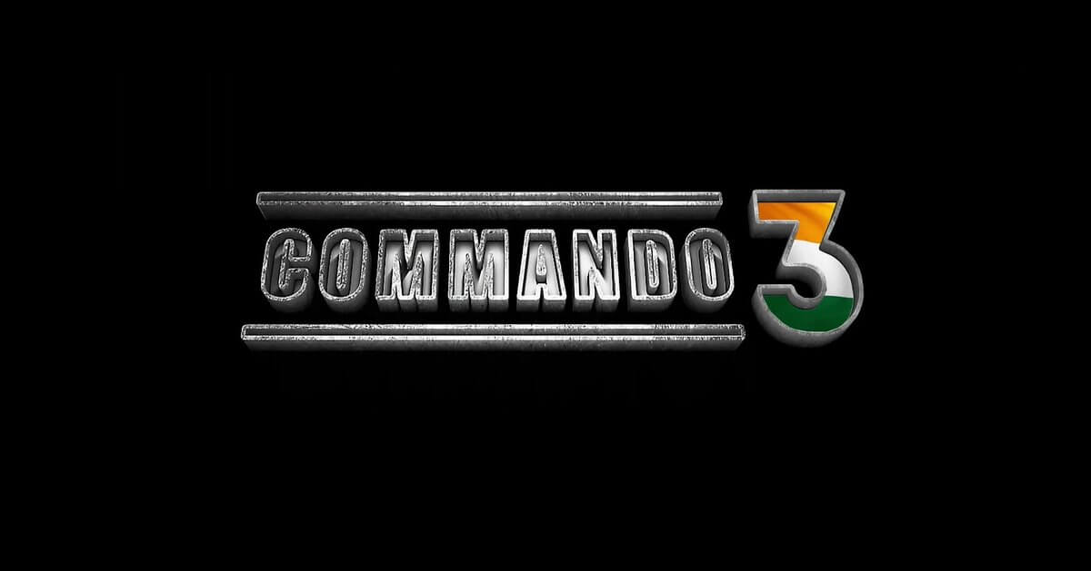 Commando 3 Hindi Movie