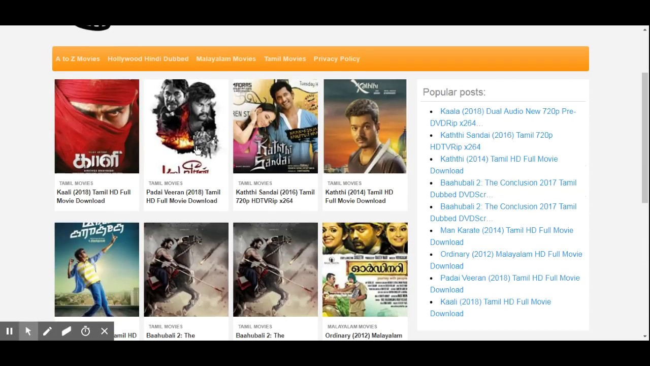 movies 2016 free download sites