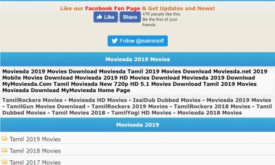 Isaimini Movies