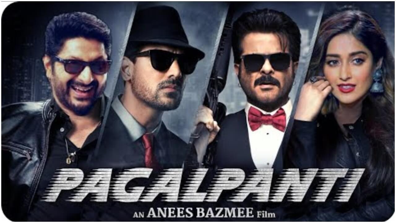 Pagalpanti Hindi Movie