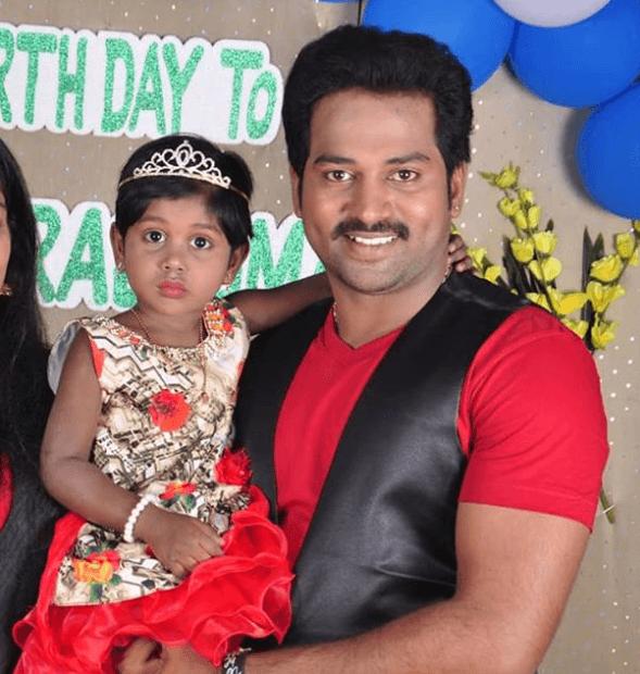 Rajkumar Manoharan Daughter