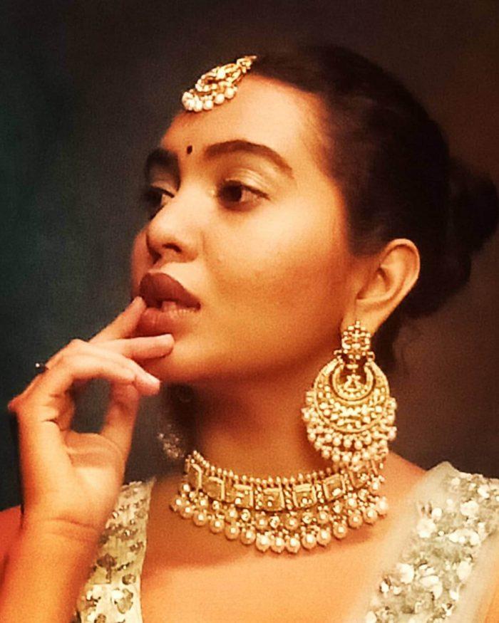 Shivathmika Rajashekar Images