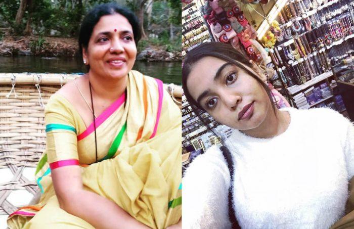 Shivathmika Rajashekar Mother Jeevitha