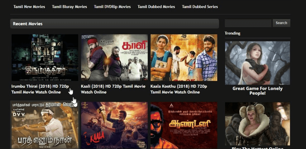 TamilPlay Movies 2019: Tamil HD Movies, Mp3 Songs, Dubbed Movies