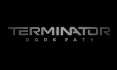 Terminator Dark Fate Movie