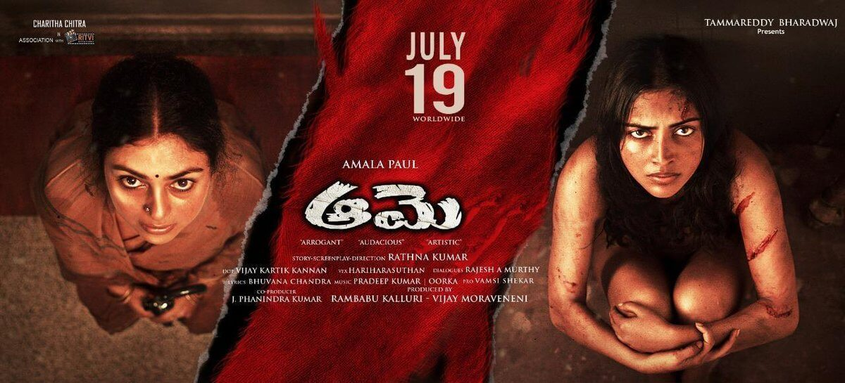 Aame Telugu Movie