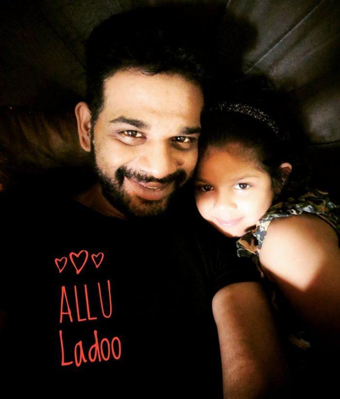Allu Bobby Daughter Allu Anvitha