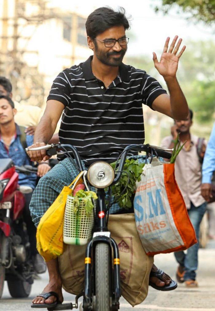 Dhanush Movies List