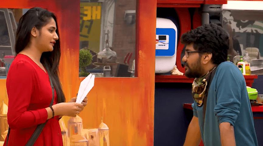 Losliya Apologise to Kavin | Bigg Boss Tamil Promo 2