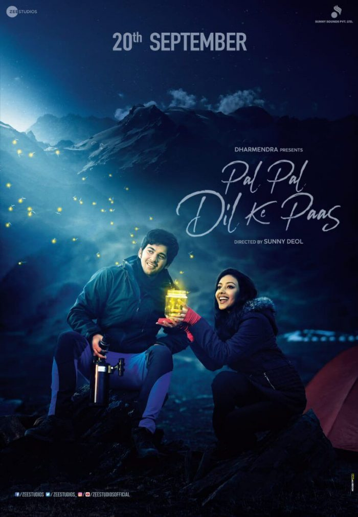 Pal Pal Dil Ke Paas Hindi Movie