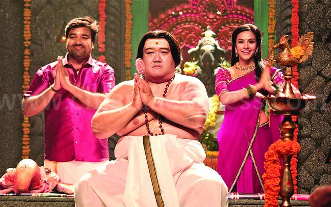 Watch Sumo Tamil Movie (2021) Online on Amazon Prime Video