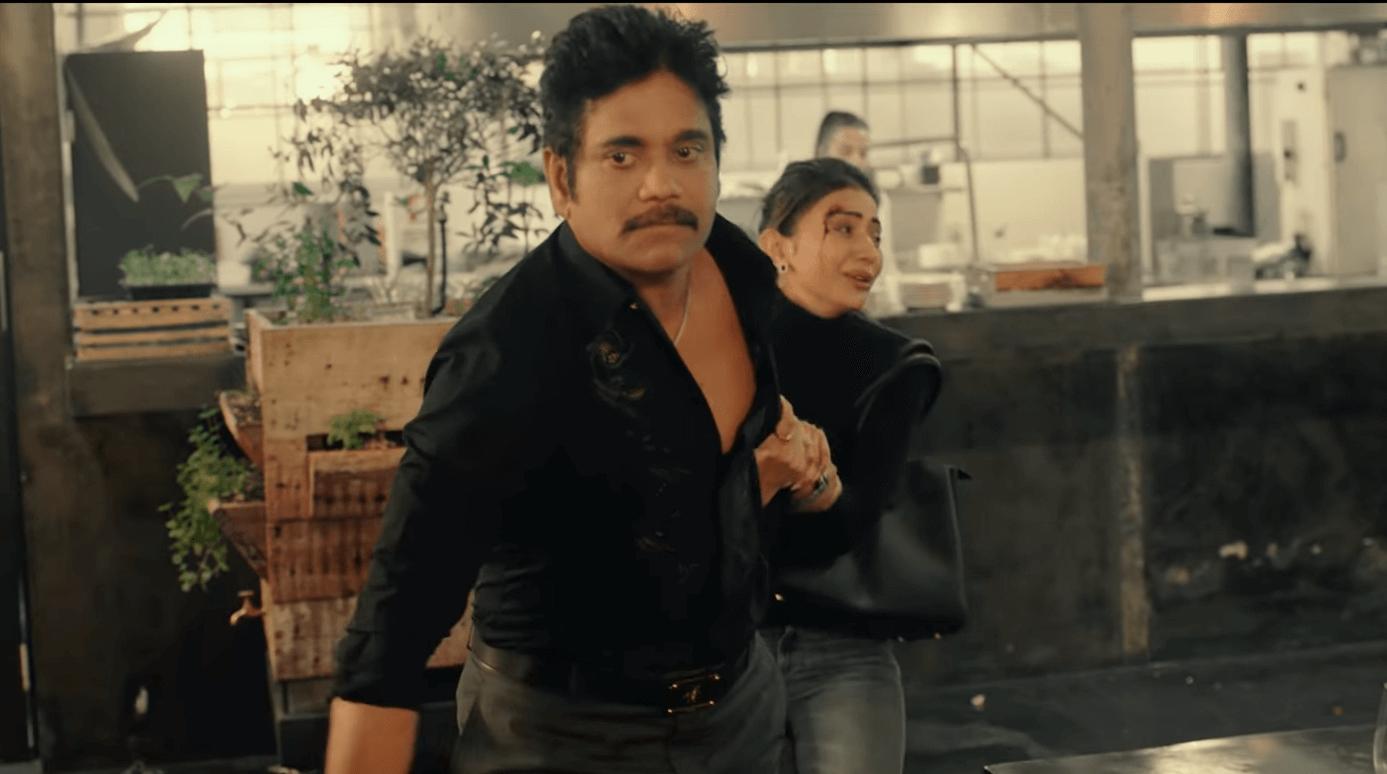 Manmadhudu 2 2019 Telugu Full Movie Download Leaked Online