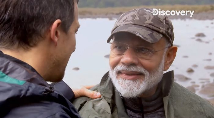 PM Modi Man vs Wild Episode Download