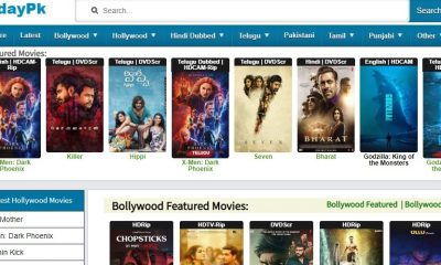 Todaypk Movies Download 2020: Bollywood, Telugu, Tamil, Hollywood Movies HD Free Download