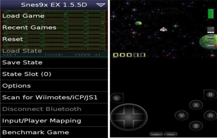 Snes9x EX+ GameCube Emulator